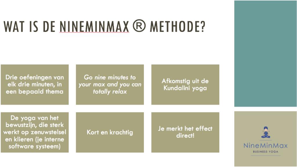 nineminmax methode